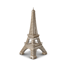 Eiffel Tower Icon, PNG ClipArt Image | IconBug.com
