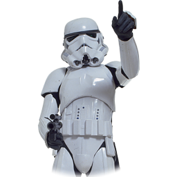 Star Wars Stormtrooper Icon, PNG ClipArt Image | IconBug.com