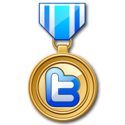 Twitter Gold Medal Icon, PNG ClipArt Image | IconBug.com