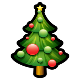 format png - Little Christmas Tree