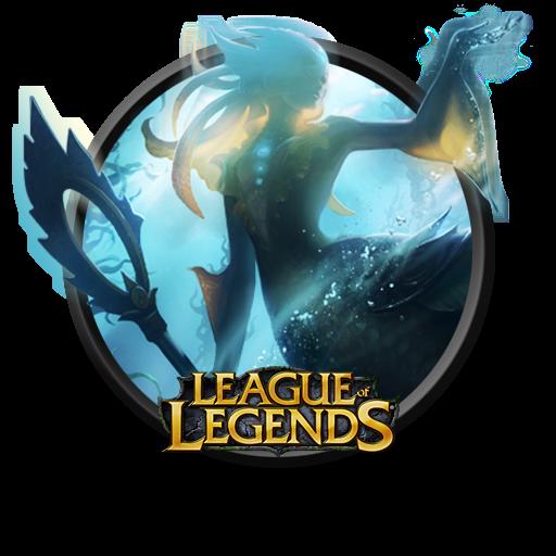 League Of Legends Nami 2 Icon, PNG ClipArt Image   IconBug.com