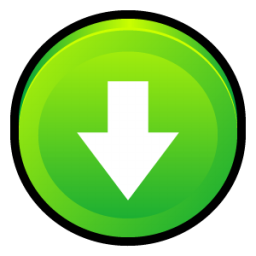 Green Download Circle Icon Png Clipart Image Iconbug Com