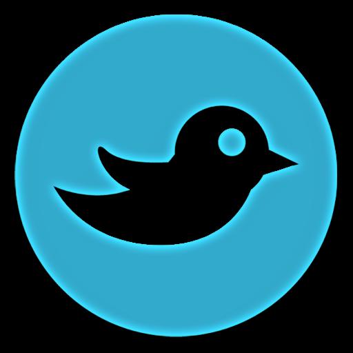 Twitter Circle Icon Twitter circle icon