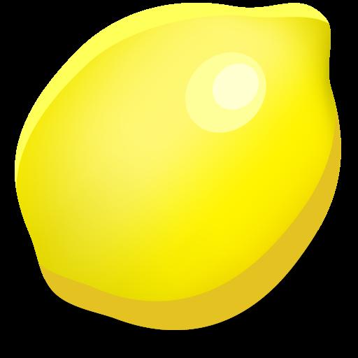 Gallery For > Yellow Lemon Clip Art