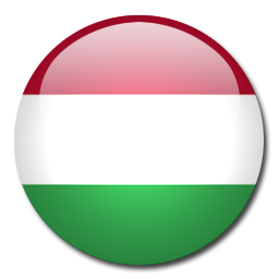 Button Flag Hungary Icon, PNG ClipArt Image | IconBug.com