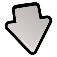 Black And Grey Arrow Icon, PNG ClipArt Image | IconBug.com