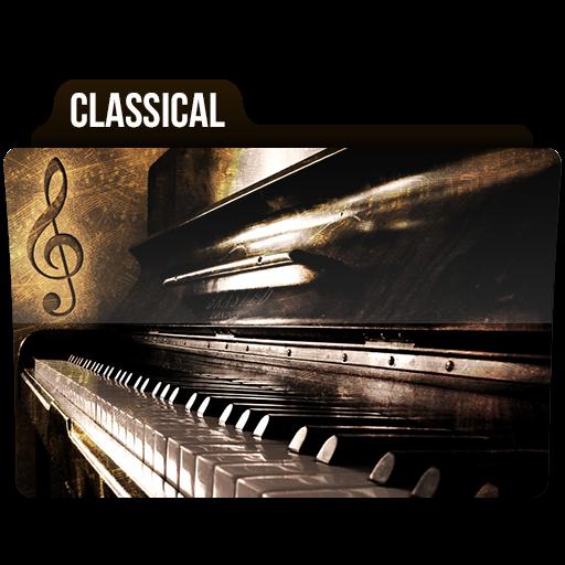 Classical Music Folder 2 Icon, PNG ClipArt Image | IconBug.com