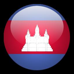 Cambodia Flag Size