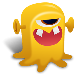 Yellow Cyclops Monster Icon Png Clipart Image Iconbug Com