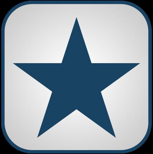 white star icon - photo #4