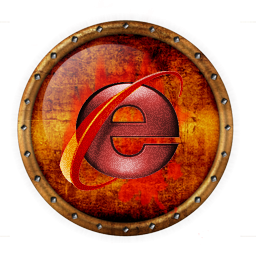 Internet Explorer Flaming Hot Token Icon, PNG ClipArt ...