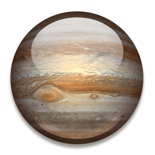 jupiter clip art planet png - photo #12