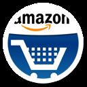 Round Sticker Amazon Icon Png Clipart Image Iconbug Com