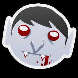 Monster Mania Vampire Icon Png Clipart Image Iconbug Com