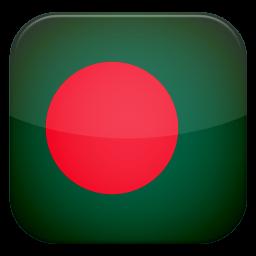 Bangladesh Flag Icon Png Clipart Image Iconbug Com