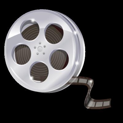 movie reel icon png clipart image iconbugcom