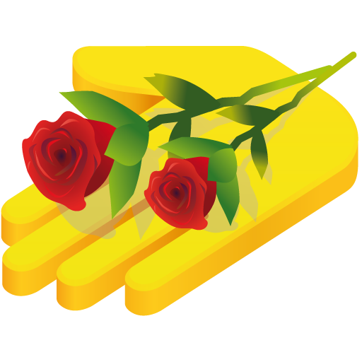 Yellow Hand With Red Rose Icon Png Clipart Image Iconbug Com Choose from over a million free vectors, clipart graphics, png images, design templates, and illustrations created by artists worldwide! yellow hand with red rose icon png clipart image iconbug com