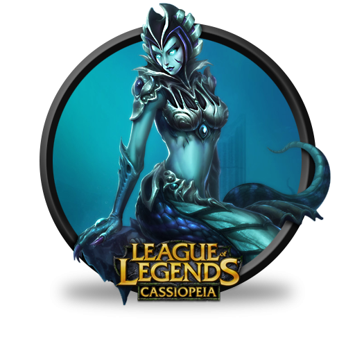 league of legends cassiopeia nackt