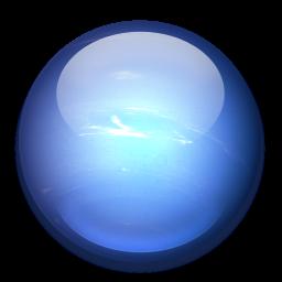 Planet Neptune Icon Png Clipart Image Iconbug Com