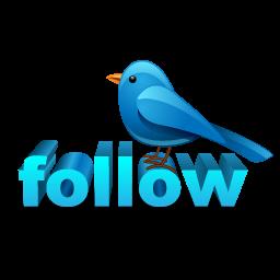 Twitter Bird Follow Icon, PNG ClipArt Image | IconBug.com