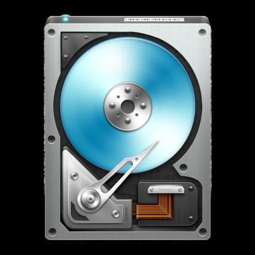 Hard Drive Icon, PNG ClipArt Image | IconBug.com