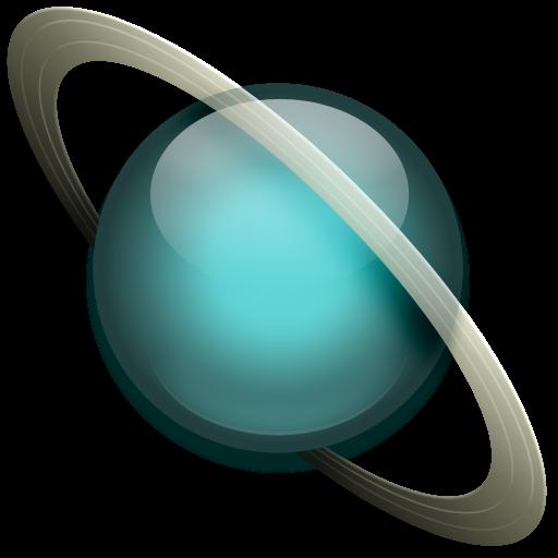 Clipart Uranus Uranus icon, png clipart