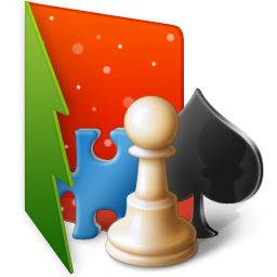 Christmas Computer Folder Games Icon Png Clipart Image Iconbug Com