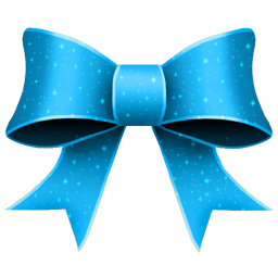 christmas blue ribbon icon png clipart image iconbug com rh iconbug com blue bow clipart blue ribbon clipart black and white