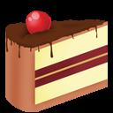 Slice Of Vanilla Cake Icon, PNG ClipArt Image | IconBug.com