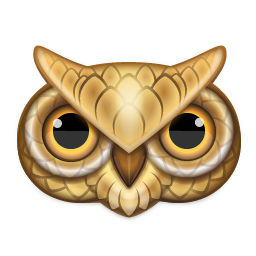 Owl Face Icon, PNG ClipArt Image | IconBug.com