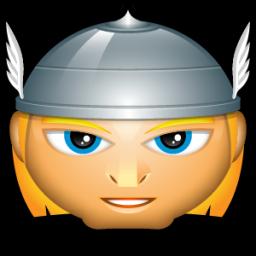 Thor Head Icon, PNG ClipArt Image | IconBug com