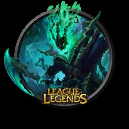 League Of Legends Thresh Icon Png Clipart Image Iconbug Com