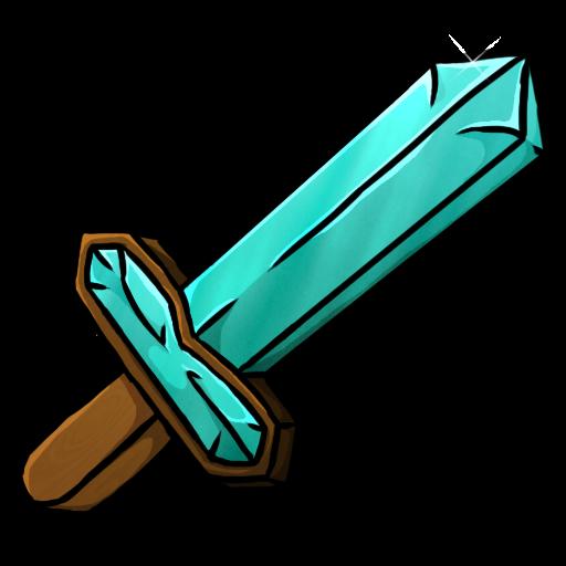 minecraft sword clipart - photo #2