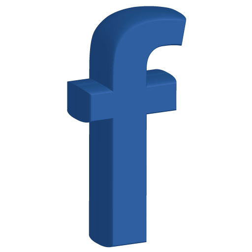 Facebook F 3 Icon, PNG ClipArt Image | IconBug.com
