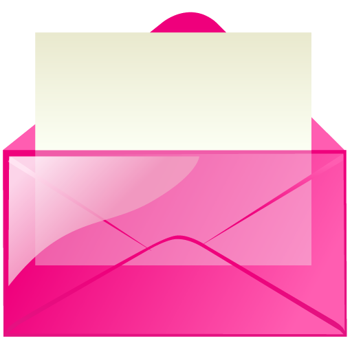 pink transparent envelope icon png clipart image iconbug com rh iconbug com Damask Clip Art Envelope Love Word Clip Art