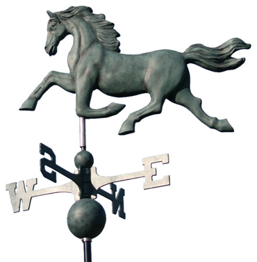Red Hawk Horse Weathervane Icon, PNG ClipArt Image | IconBug com