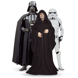 Star Wars Real Empire Icon, PNG ClipArt Image | IconBug.com