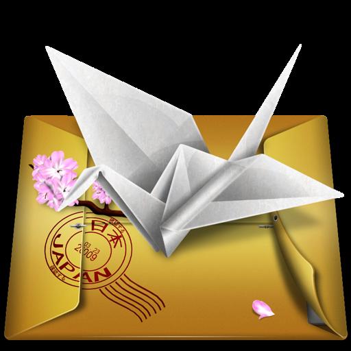 Stork Mail: (c) dunedhel (IconBug)