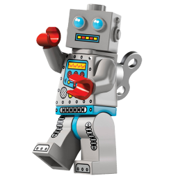 Toy Robot Icon, PNG ClipArt Image | IconBug.com