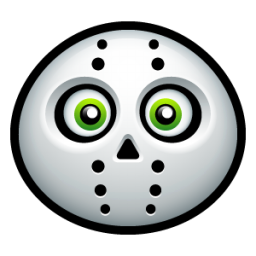Jason Voorhees Face Icon Png Clipart Image Iconbug Com