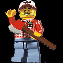 Toy Lumberjack Icon Png Clipart Image Iconbug Com