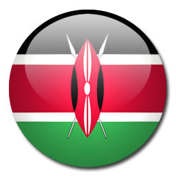 Image result for Kenya  flag button
