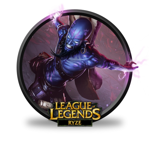 League Of Legends Ryze Icon