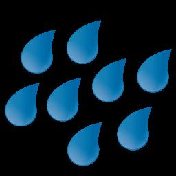 large raindrops icon  png clipart image iconbug com raindrop clip art images raindrops clipart images