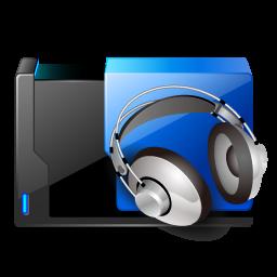 Transformers Music Folder Icon Png Clipart Image Iconbug Com