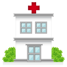 Medical Hospital Icon, PNG ClipArt Image | IconBug.com