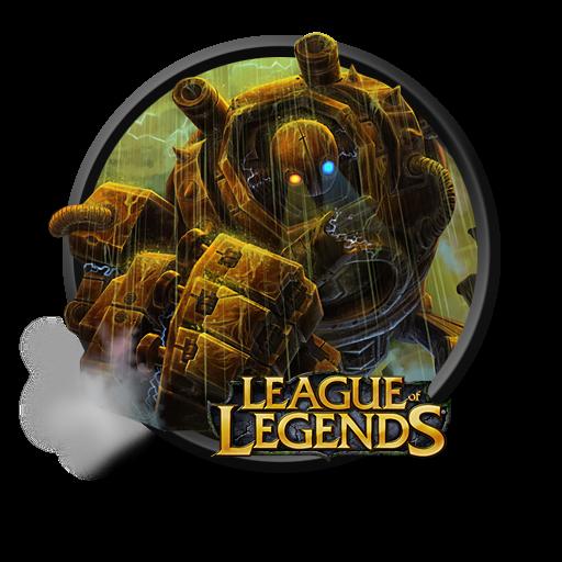 League Of Legends Blitzcrank Icon, PNG ClipArt Image ...