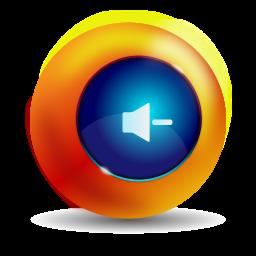 Sound Decrease Round Icon Png Clipart Image Iconbug Com