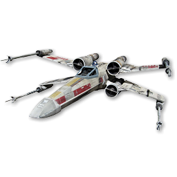Star Wars X-Wing 2 IconX Wing Png