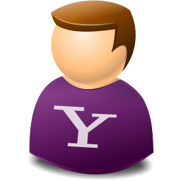 social person yahoo icon png clipart image iconbug com rh iconbug com yahoo clipart yahoo clipart free